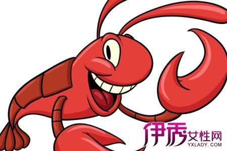 大虾是产于水中可食用的一种动物.