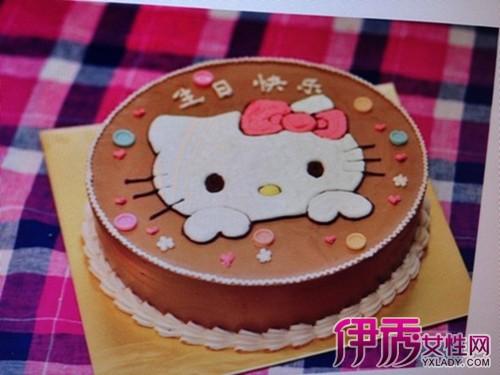 不论是大人或小孩,都可以在生日时,买个漂亮的蛋糕,享受众人给予的