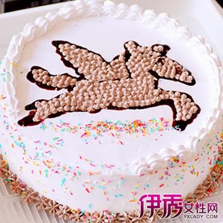 【一岁马宝宝生日蛋糕】【图】一岁马宝宝生日蛋糕