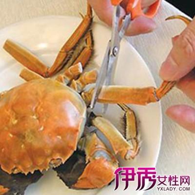 【图】螃蟹的吃法图解方法介绍 10个简单步骤教你正确吃大闸蟹