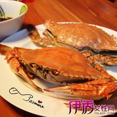 关于螃蟹公母分辨图片 螃蟹的4大营养价值和功效图片