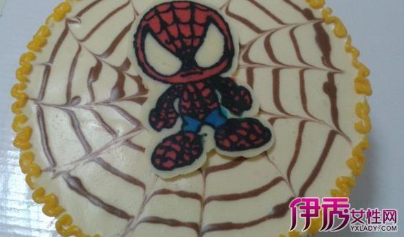 【如何在蛋糕上畫畫】【圖】如何在蛋糕上畫畫