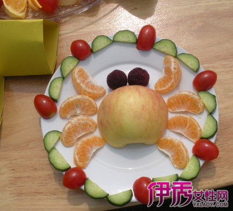 【图片做法拼盘水果及儿童】【图】水果初中拼福州儿童升学率私立的图片