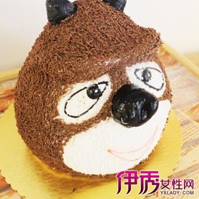 【图】好看的熊大蛋糕图片 4种蛋糕由来大揭秘