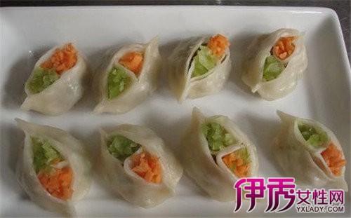 【图】蒸饺的包法图解 9种饺子的包法教你做出花样饺子
