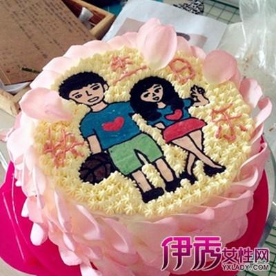 【创意生日蛋糕图片大全】【图】创意生日蛋糕图片