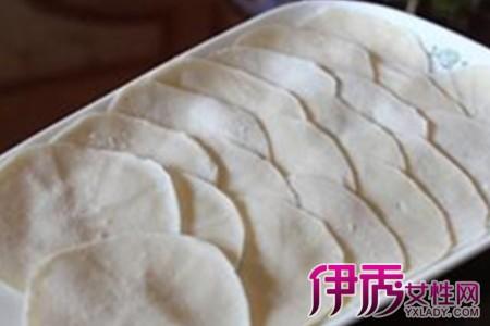 【水晶饺子皮做法大全】【图】简单的水晶饺子