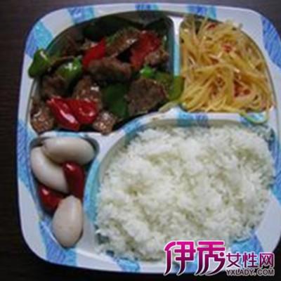 【中式快餐菜单】【图】细看中式快餐菜单