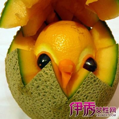 【动物水果拼盘做法】【图】动物水果拼盘做法?