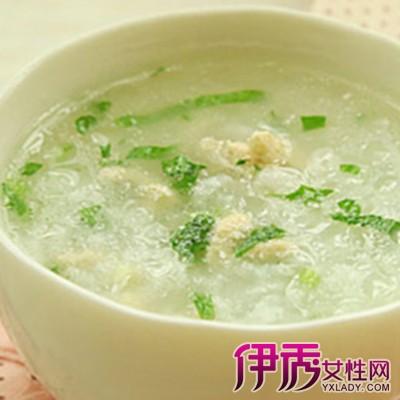【青菜粥】【图】v青菜青菜粥该做好吃三附近美食大上海的郑州图片