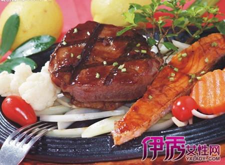 【西餐菜谱大全图】【图】西餐菜谱大全图v西餐红豆猪肝可以一起吃吗图片