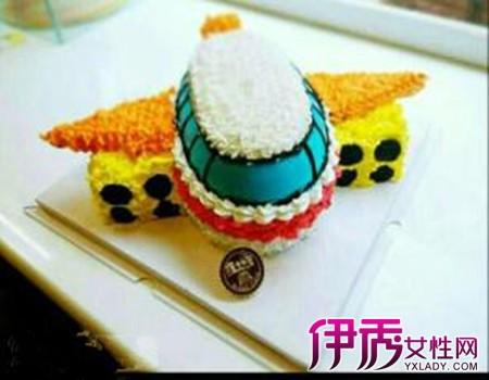 【飞机蛋糕图片】【图】盘点飞机蛋糕图片