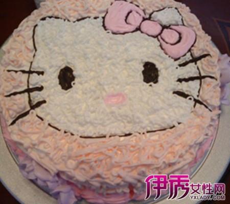 【图】凯蒂猫蛋糕图片大全 蛋糕的营养价值有哪些