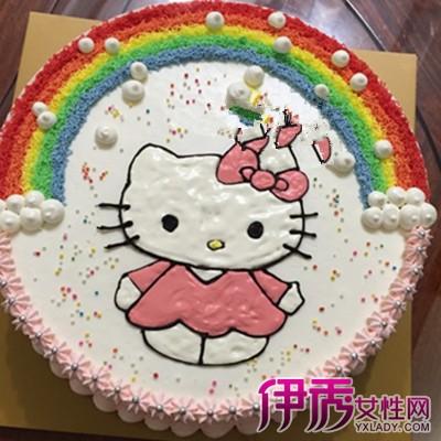 【kt猫蛋糕】【图】展示kt猫蛋糕制作效果图