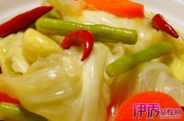 【图】腌制酸菜的方法步骤 只需简单的几个小步骤