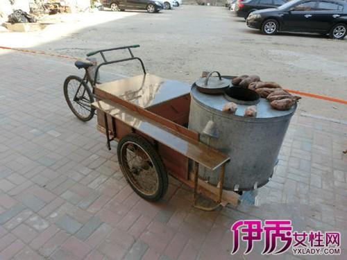 【烤红薯炉子图片】【图】盘点烤红薯炉子图片
