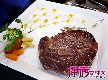 高档西餐牛排漂亮摆盘图片欣赏 美味牛排你会做吗