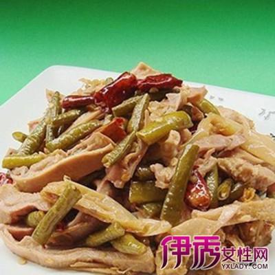 【酸笋炒猪肚】【图】酸笋炒猪肚怎么做?