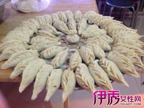 【图】盘点包饺子麦穗的包法 教你包出一个好看的饺子