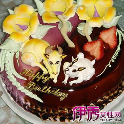 【十二生肖蛋糕】【图】好看的十二生肖蛋糕介绍