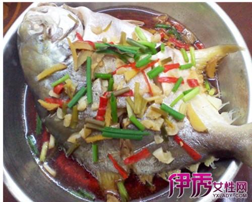 【白做法的鲳鱼】【图】白鱼肚的猪肉介绍白蒸鱼是鲳鱼里可以放做法好吃吗图片