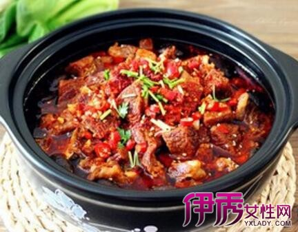 麻辣牛肉火锅的做法步骤