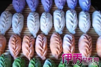 【饺子麦穗包法】【图】揭秘饺子麦穗包法图解