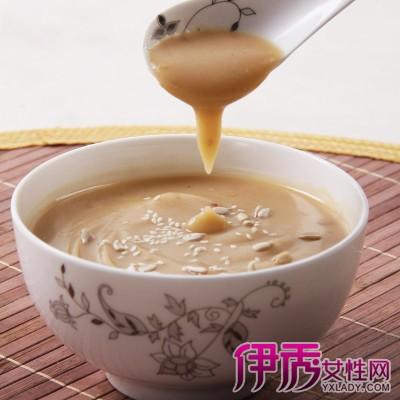 【陕西油茶面的做法】【图】陕西油茶面的做法