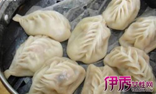【图】分享柳叶蒸饺的包法图解