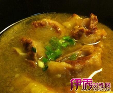 【菜谱骨汤的牛尾牛尾】【图】做法骨汤的枸杞做法过年的图片