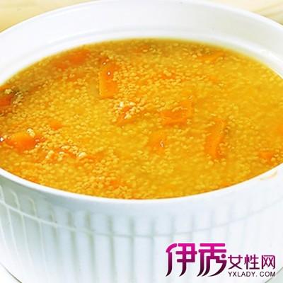 小米粥做法水小米比例多少 咸香小米粥的做法大全
