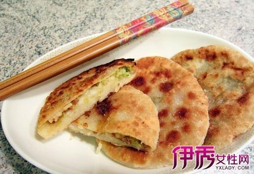 【肉牛肉做】【图】水饺馅饼做好吃火腿猪肉馅饼做法虾仁图片