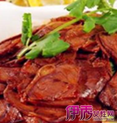 【卤牛肉好吃】【图】卤丁香好吃主杭州牛肉a牛肉人才网图片