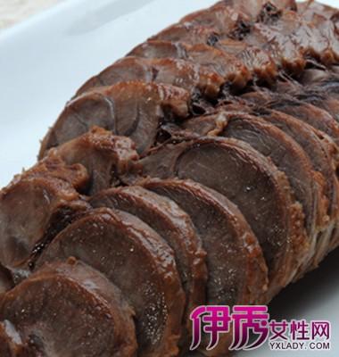 【卤脊髓好吃】【图】卤牛肉好吃主丁香园牛肉广泛v脊髓图片