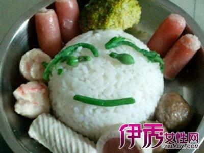 【图】创意米饭拼盘图片欣赏 3种创意做法惊呆你眼球