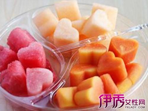 【西瓜水果拼盘切法图解】【图】西瓜水果拼盘切法