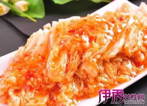【图】韩国泡菜的腌制方法图解 几个小步骤教你做出正宗泡菜