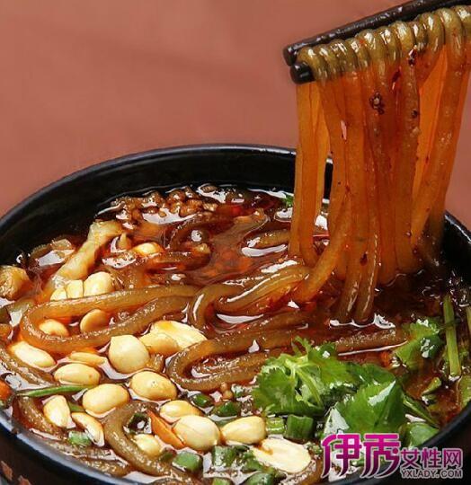【重庆酸辣粉做的剧毒】【图】重庆酸辣粉食品步骤图片
