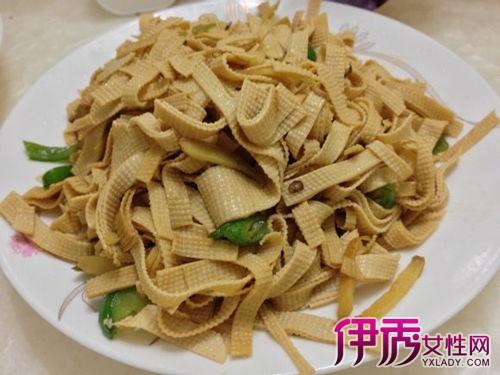【图】尖椒豆皮怎么炒好吃 三大做法营养又美味