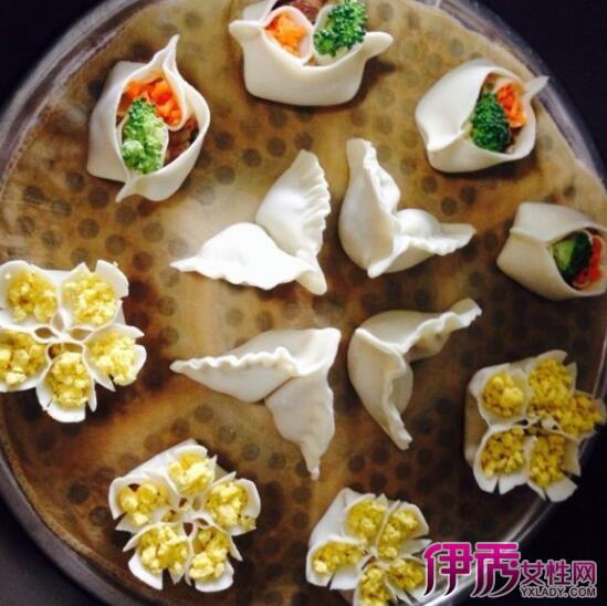 【图】饺子花样包法步骤图 6种花样饺子包法介绍