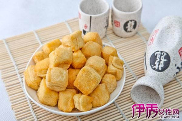 做豆腐最赚钱 硬了豆腐干_炸豆腐泡做法