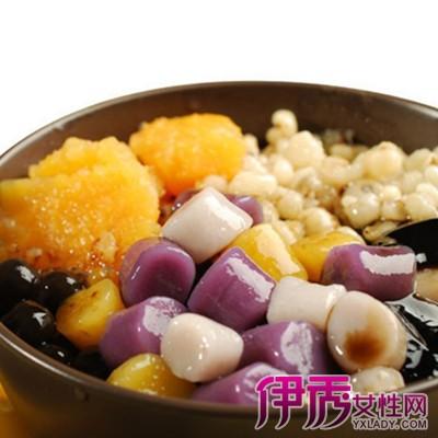 【图】芋圆的做法材料大全展示 达人教你轻松做美食