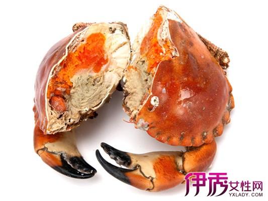 梦到吃螃蟹时里面有虫