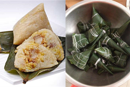 【图】粽子的包法图解步骤 美食在你的手中