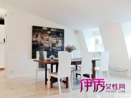 北欧风格装修必看 20款简约大方客厅设计