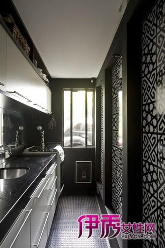 摩登風格:30個黑色墻壁的現代室內設計