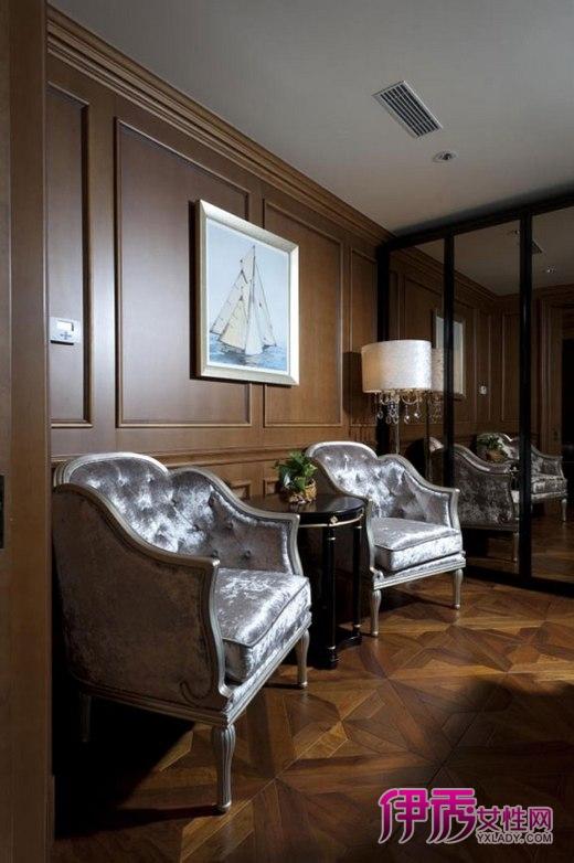 精装公寓雅致风格设计 品味欧式古典浪漫