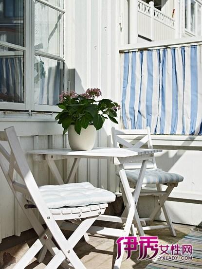 田园风味的温馨小平房 简朴大方的家具