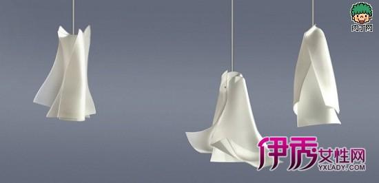 国外创意家具设计十二—柔美的家居照明灯具