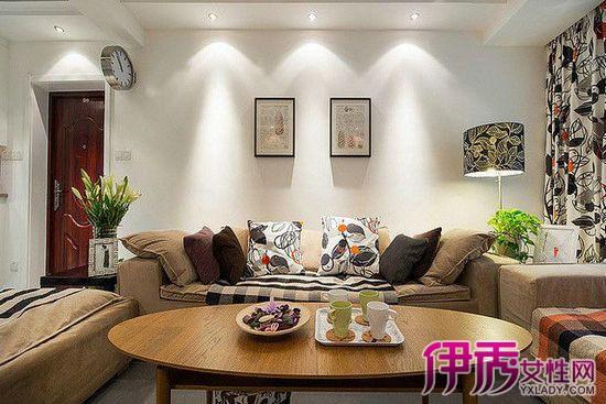 【图】交换空间客厅设计 不一样家居装修效果图
